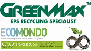 GreenMax at ECOMONDO 2014