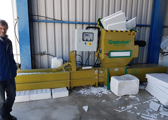 EPS-compactor