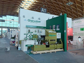 GreenMax booth