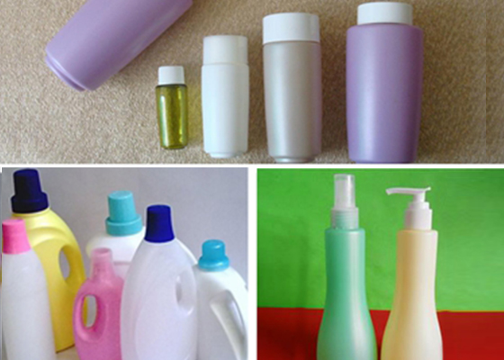 HDPE bottle applications