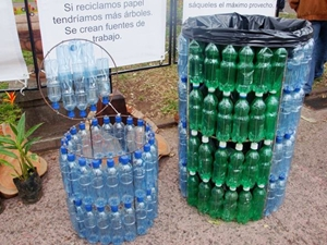 Plastic Bottle Recycling Brings Large Profits To Enterprises In Taiwan