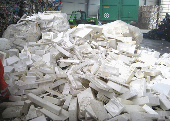 Polystyrene foam densifier can effectively manage your foam